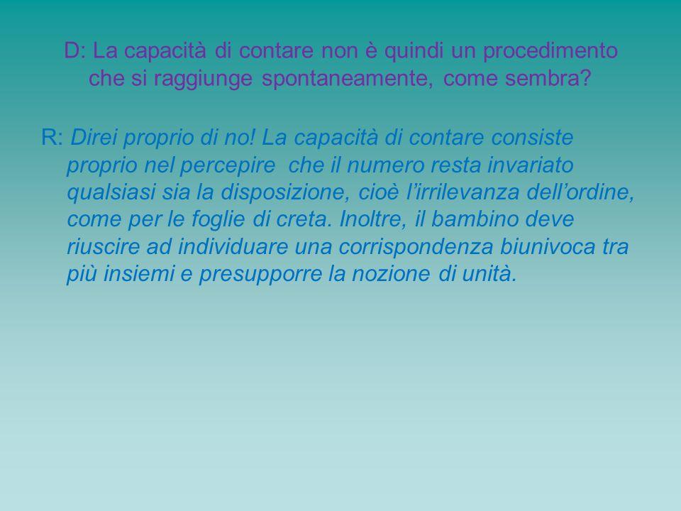 D: Quando può essere risolto il problema dellesempio della palla di pasta di sale .