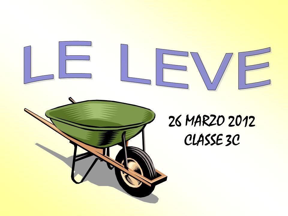 26 MARZO 2012 CLASSE 3C
