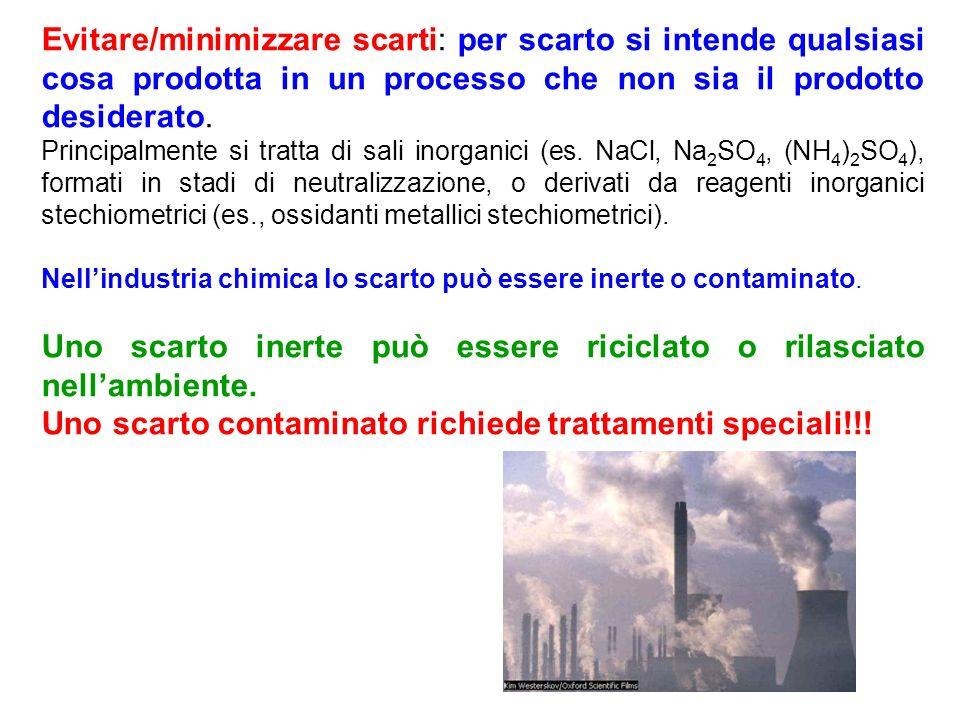 Condizioni operativeValore medio Temperatura125°C P gas di sintesi50 bar V(H 2 O)/V(solvente org.)6 TPPTS/Rh>60 Conversione99% Selettività aldeidi C 4