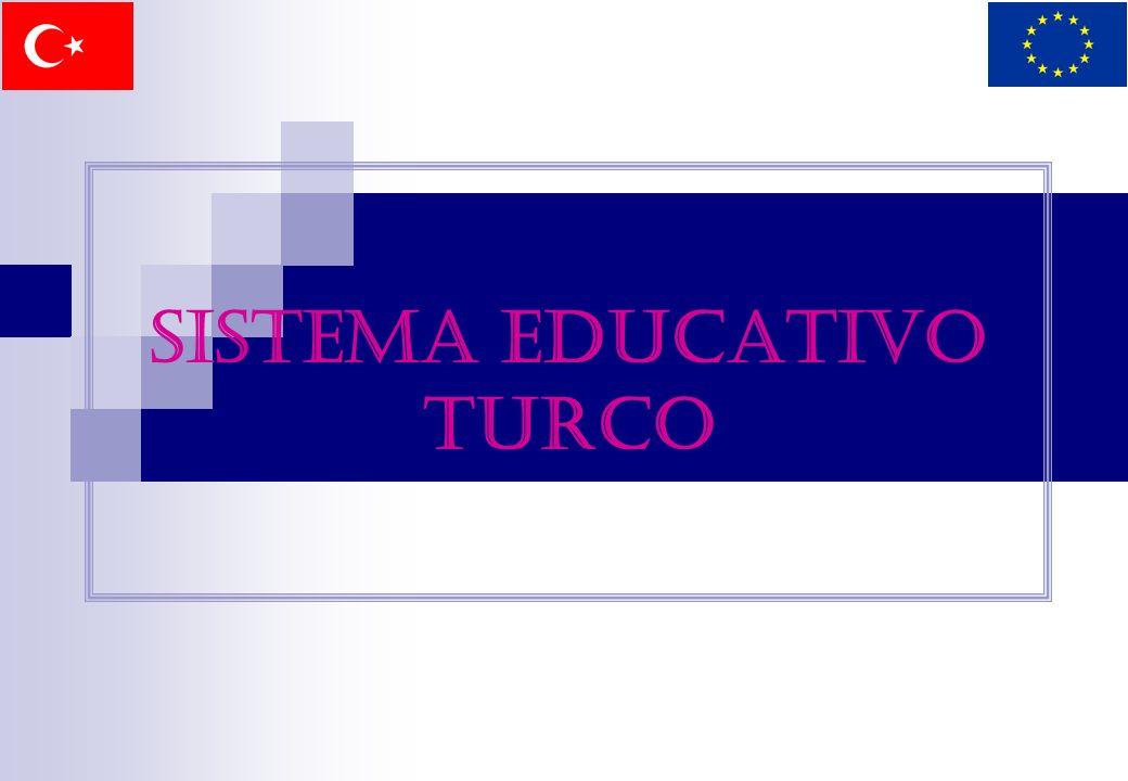 SISTEMA EDUCATIVO TURCO