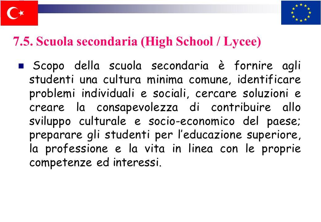 PRIMARY SCHOOL GRADE 9 (COMMON) GRADE 10 GRADE 12 GRADE 11 DIPLOMA HIGHER EDUCATION GRADE 9 (COMMON) GRADE 10 GRADE 12 GRADE 11 GENERAL SECONDARY EDUC