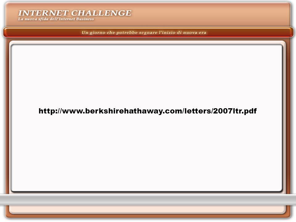 http://www.berkshirehathaway.com/letters/2007ltr.pdf