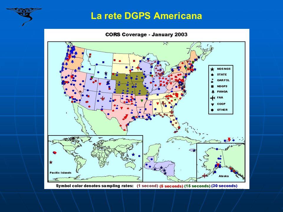 La rete DGPS Americana