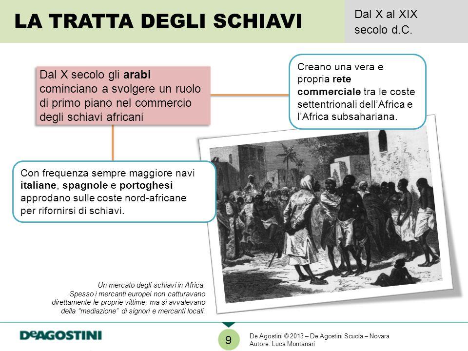 IL COMMERCIO TRIANGOLARE Dal XVI al XIX secolo d.C.