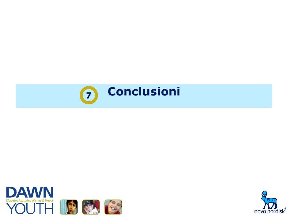Conclusioni 7