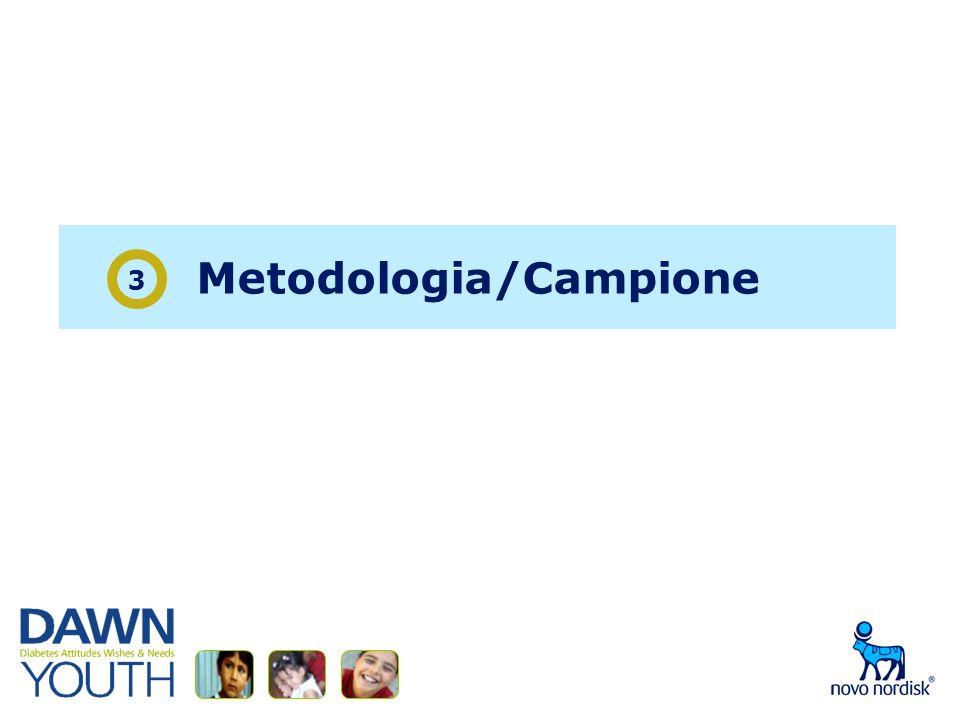 Metodologia/Campione 3