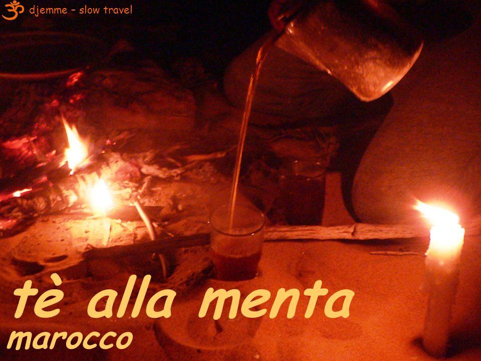 tè alla menta marocco djemme – slow travel