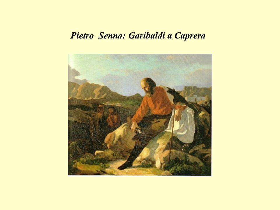 Pietro Senna: Garibaldi a Caprera