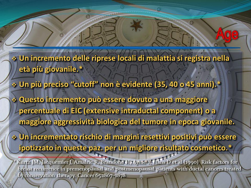 * Kurtz JM, Jacquemier J, Amalric R, Brandone H, Ayme Y, Hans D et al (1990) Risk factors for breast recurrence in premenopausal and postmenopausal pa