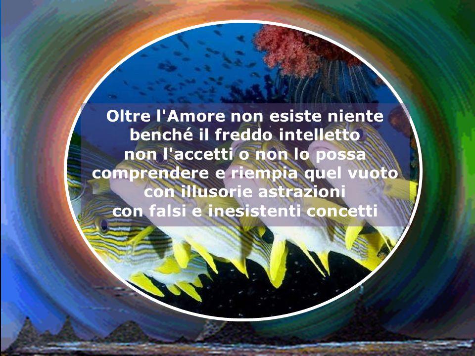 Prima del principio cera l'Amore dopo la fine ci sarà l'Amore ma principio e fine non esistono perché l'Amore è la suprema eternità dell'Universo perc