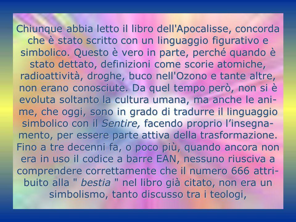 Matteo IL RITORNO DEL CRISTO.