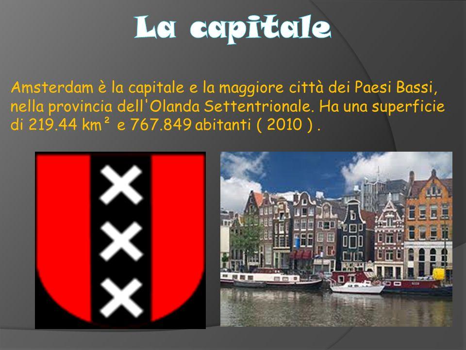 Amsterdam è la capitale e la maggiore città dei Paesi Bassi, nella provincia dell Olanda Settentrionale.