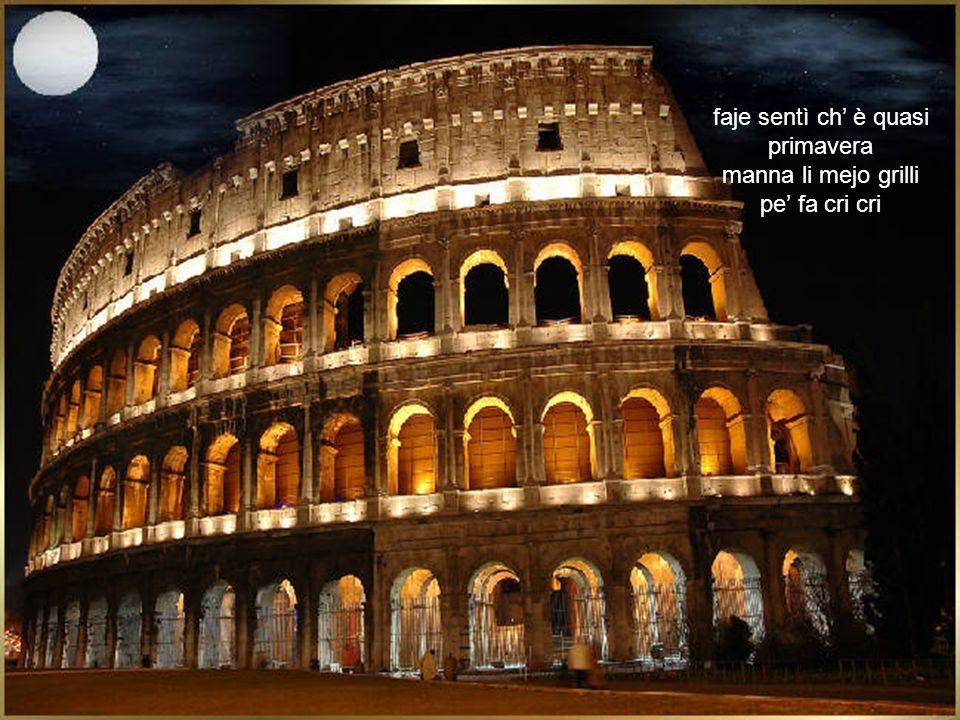 Musica: Roma, nun fa la stupida stasera di Armando Trovajoli per Rugantino di Garinei e Giovannini Cantano: Nino Manfredi e Ornella Vanoni.