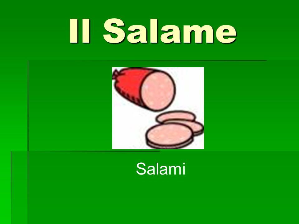 Il Salame Salami