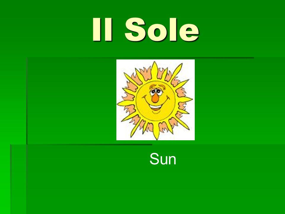 Il Sole Sun