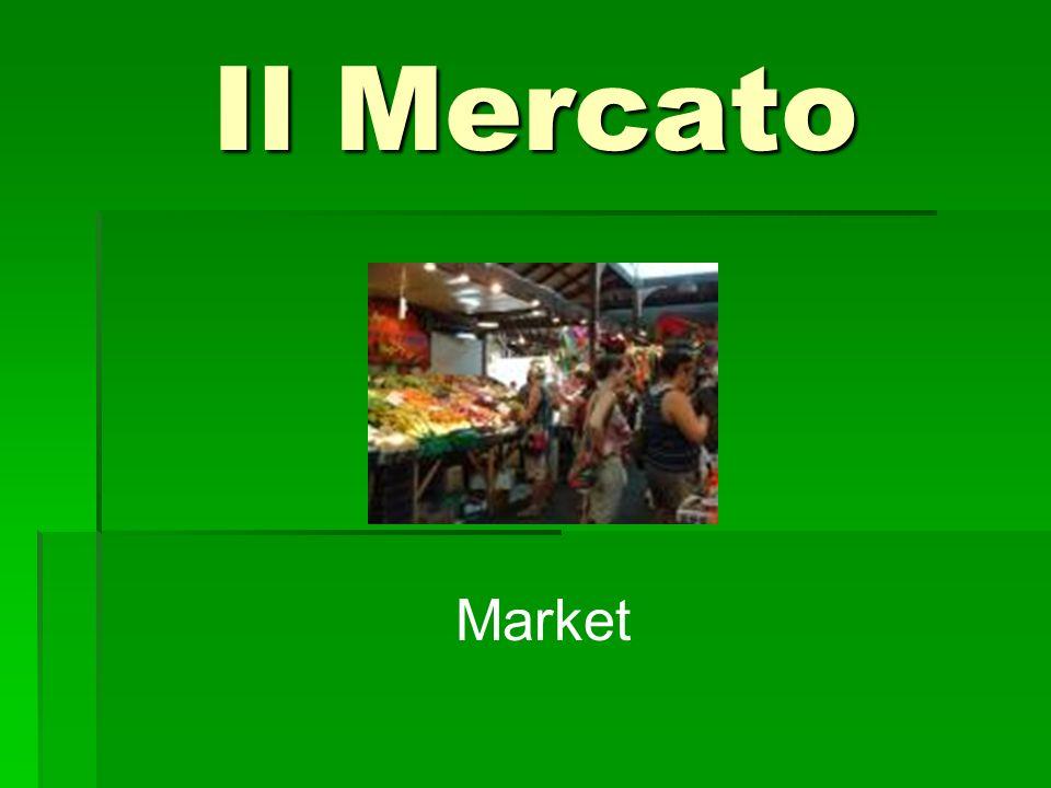 Il Mercato Market