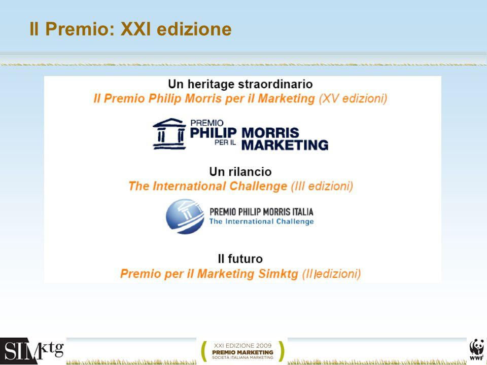 Il Premio: XXI edizione