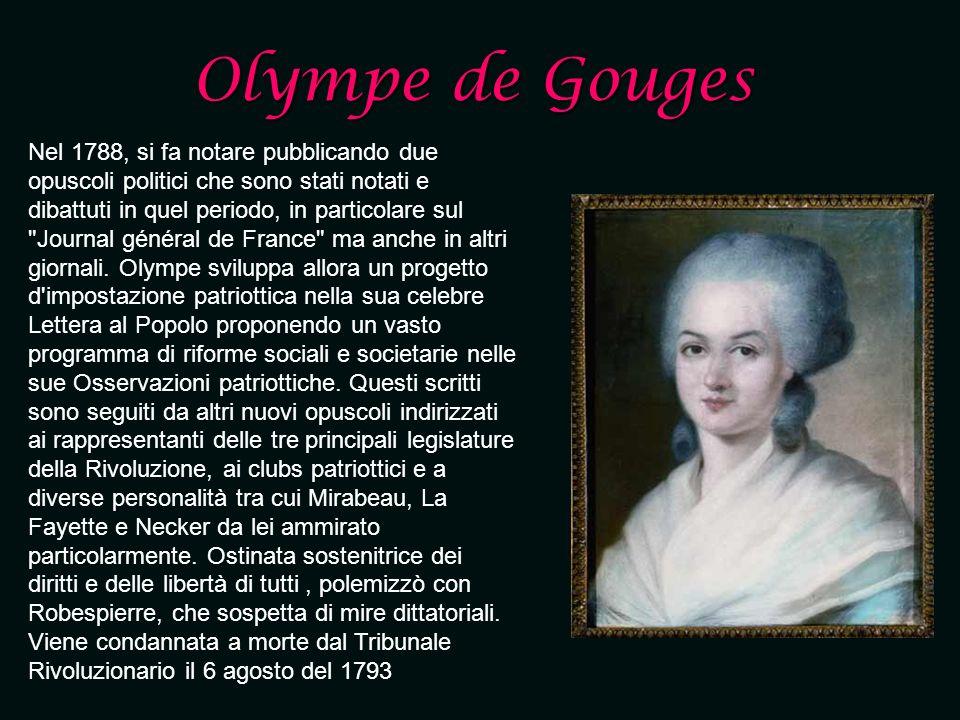Nel 1788, si fa notare pubblicando due opuscoli politici che sono stati notati e dibattuti in quel periodo, in particolare sul