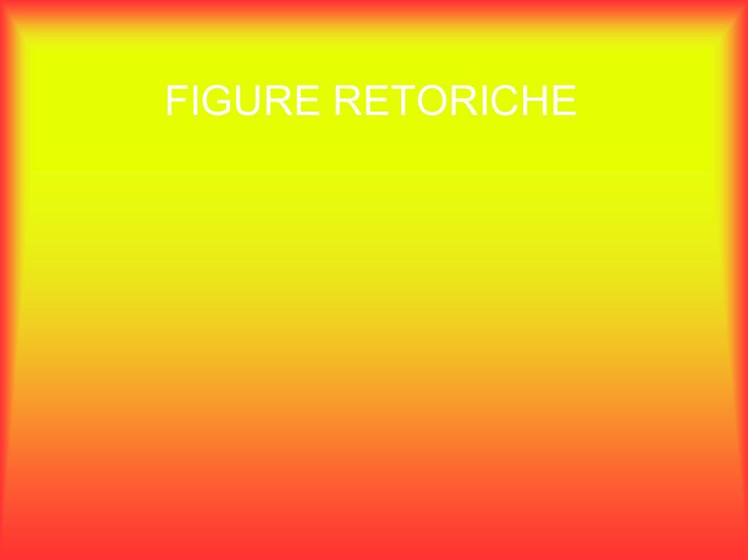 sitografia http://it.wikipedia.org/wiki/Figure_retoriche http://www.poetare.it/figure.html