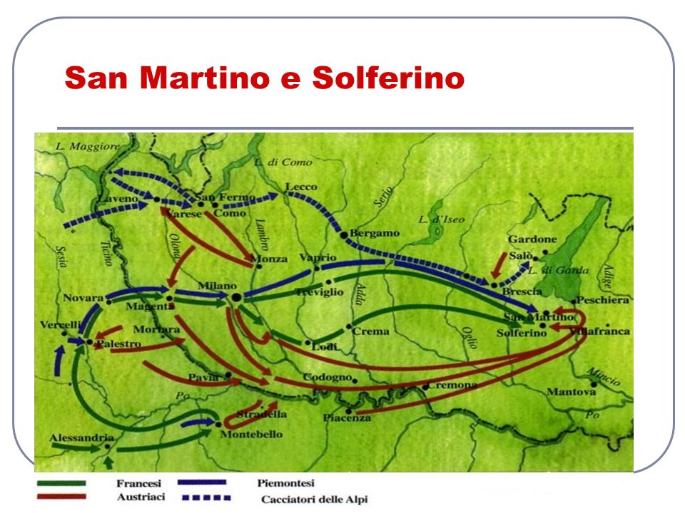 San Martino e Solferino
