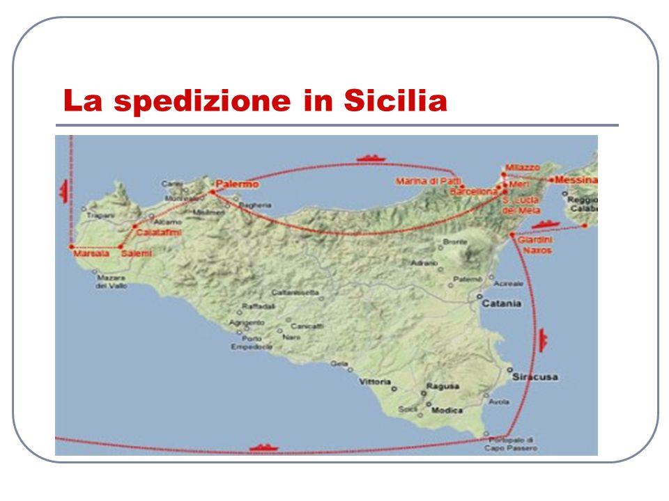 La spedizione in Sicilia