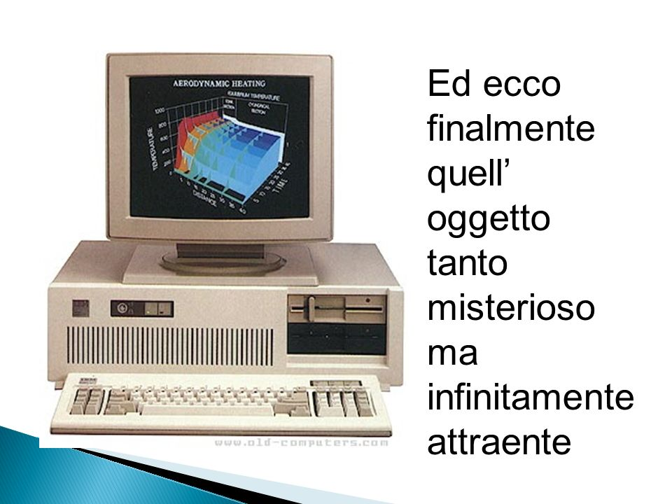 Attualmente utilizzo parecchio il computer e non solo per motivi di svago.