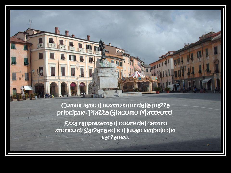 La prima cattedrale fu costruita a Luni, poi il Papa Innocenzo III (sec.