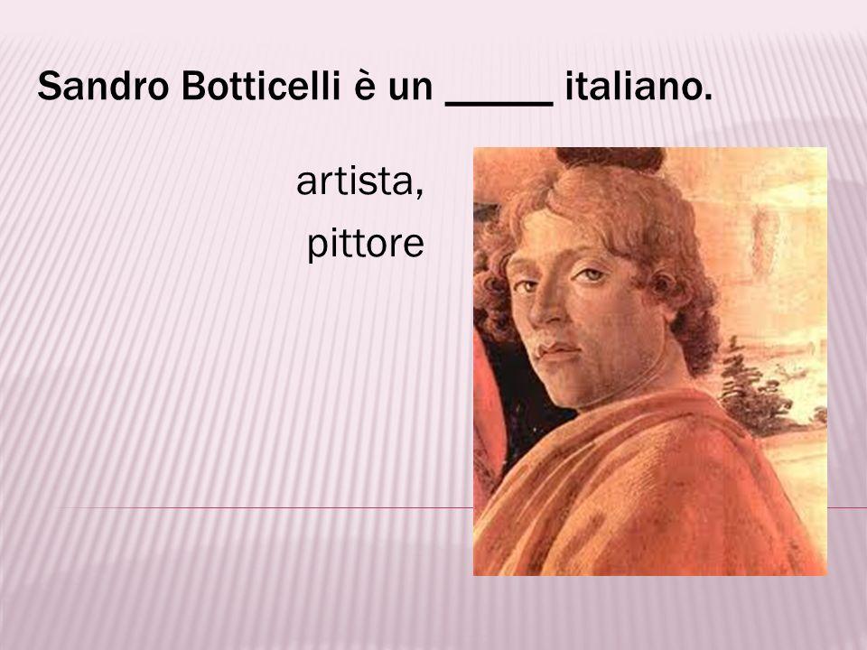 _____ fu il maestro di Giotto. Giovanni Cimabue