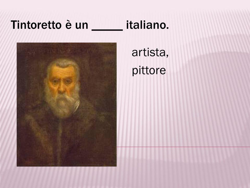 La Primavera e La Nascita di Venere sono pitture famose di _____. Sandro Botticelli