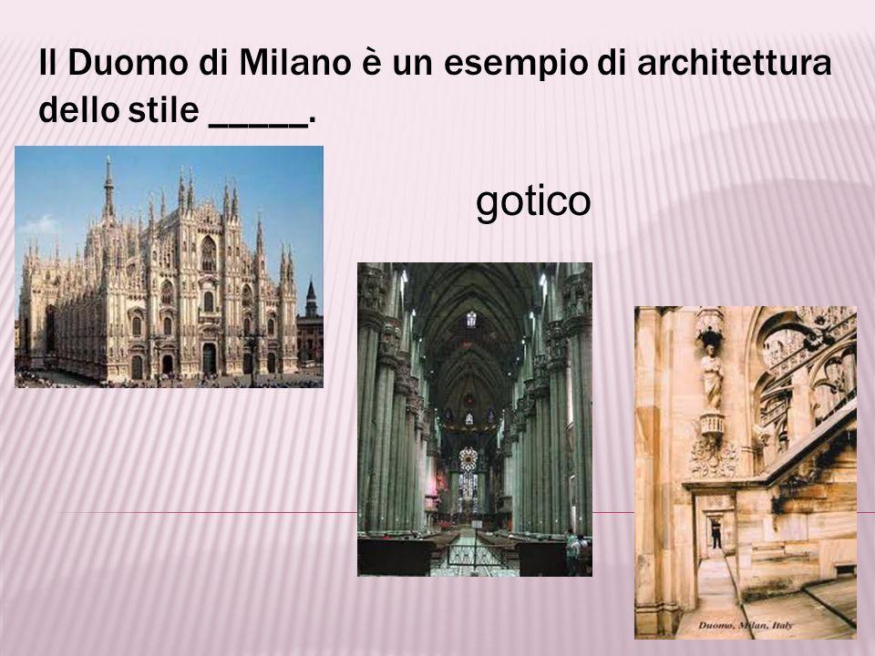 Il Panteon è di stile _____. romanico