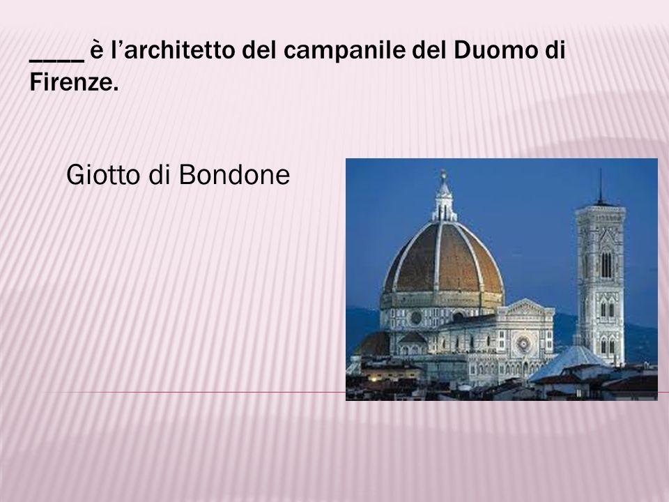 ____ è larchitetto della chiesa di SantAgnese a Roma. Francesco Borromini
