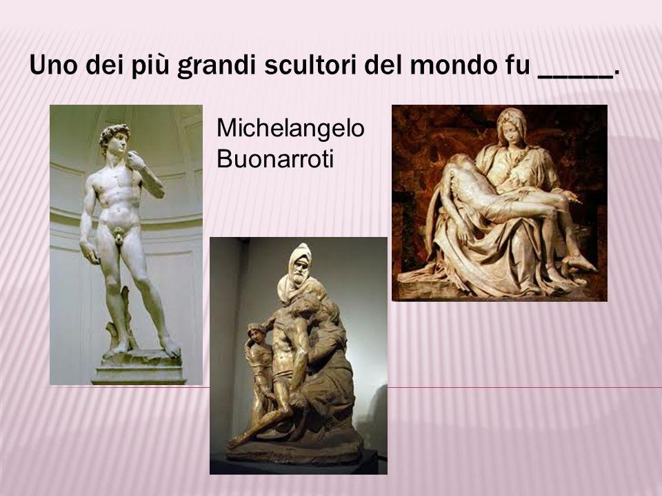 ____ è larchitetto del campanile del Duomo di Firenze. Giotto di Bondone