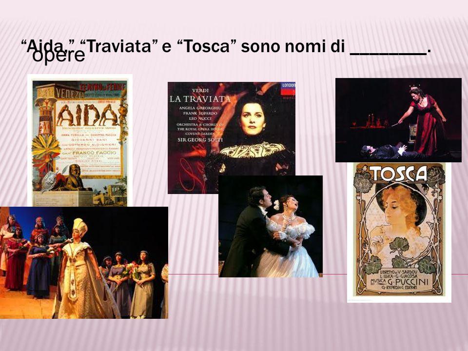 Verdi, Puccini e Rossini sono famosi __________ italiani. compositori