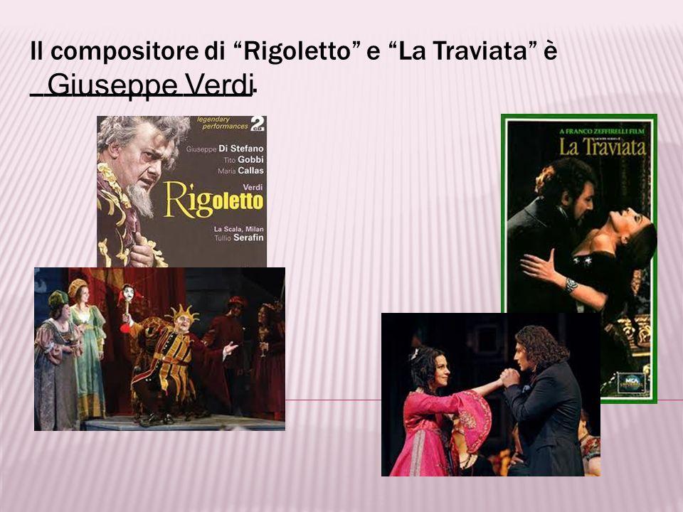 La Bohème è unopera di _____. Giacomo Puccini