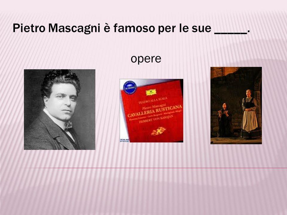 Enrico Caruso era un grandissimo _____. tenore