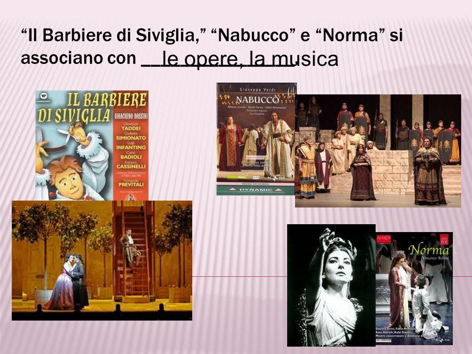 Pietro Mascagni è famoso per le sue _____. opere