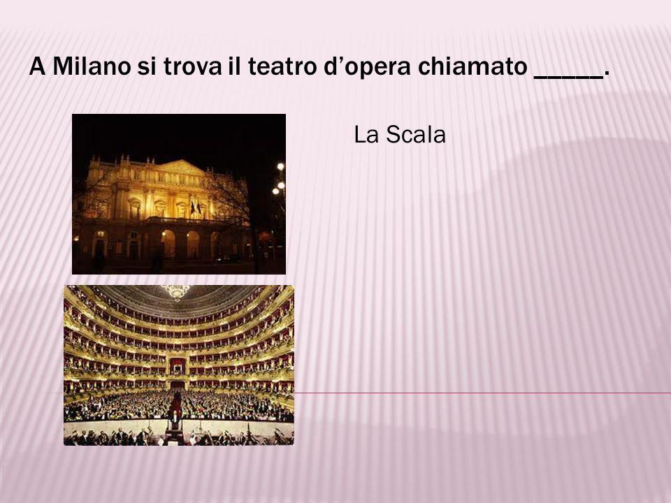 Il Barbiere di Siviglia, Nabucco e Norma si associano con ________________. le opere, la musica