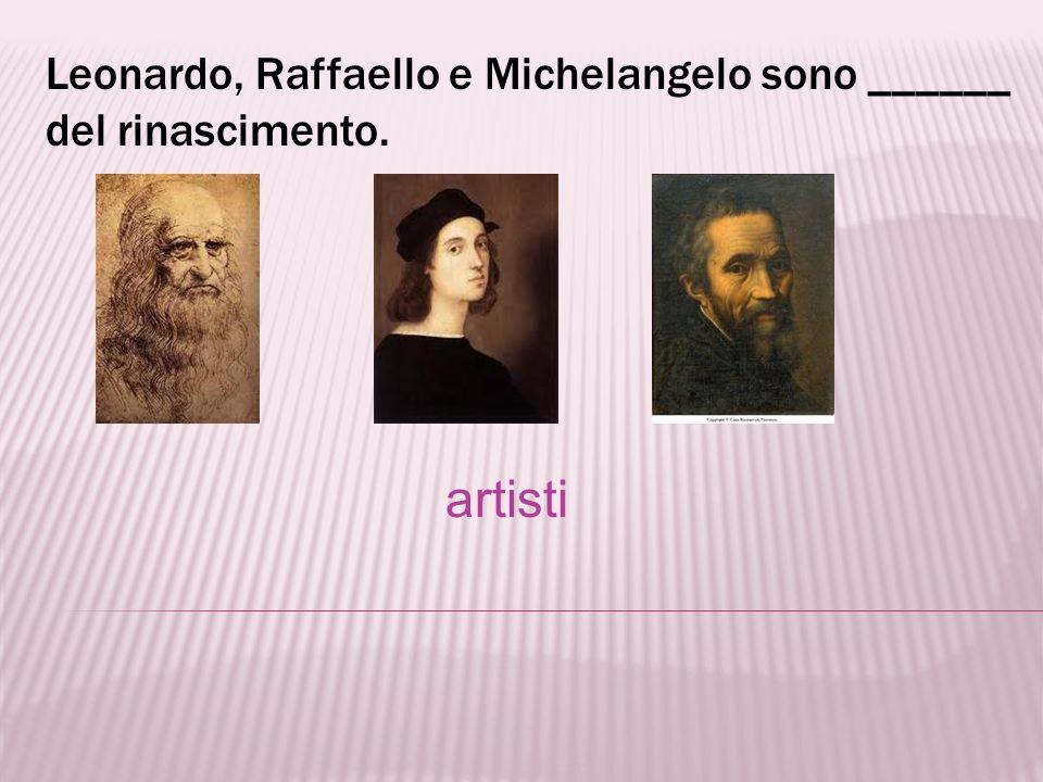 Il Museo degli Uffizi si trova a _____. Firenze