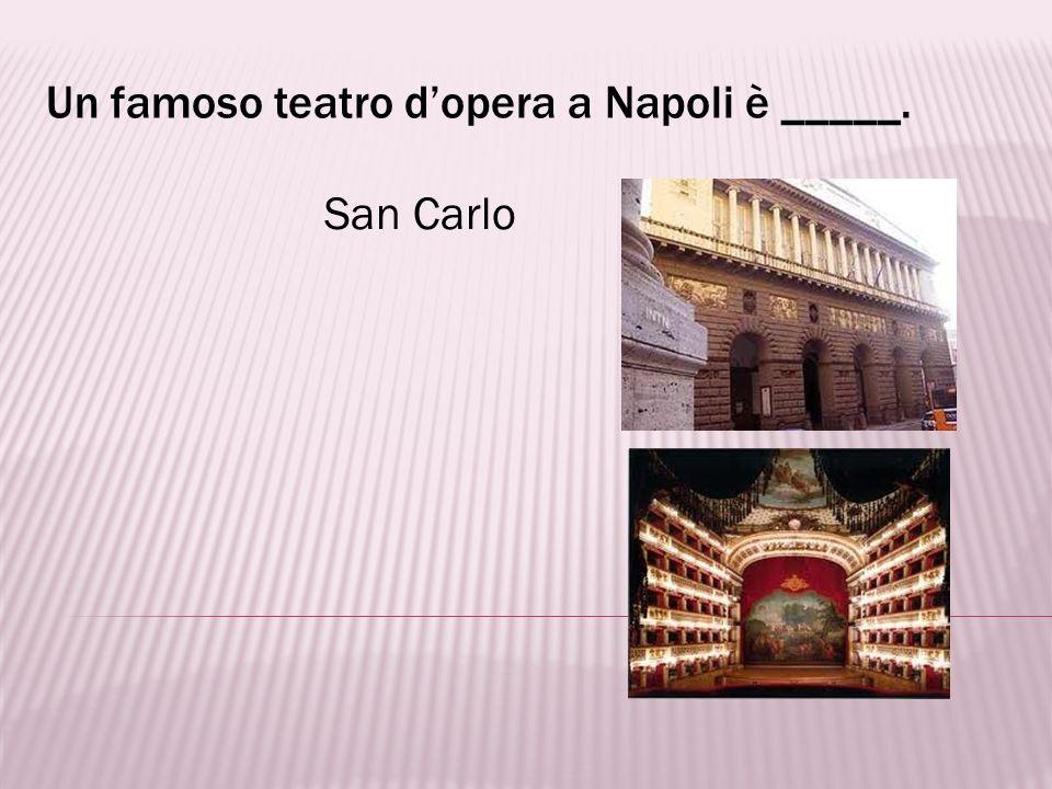 Gaetano Donizetti è _____. compositore
