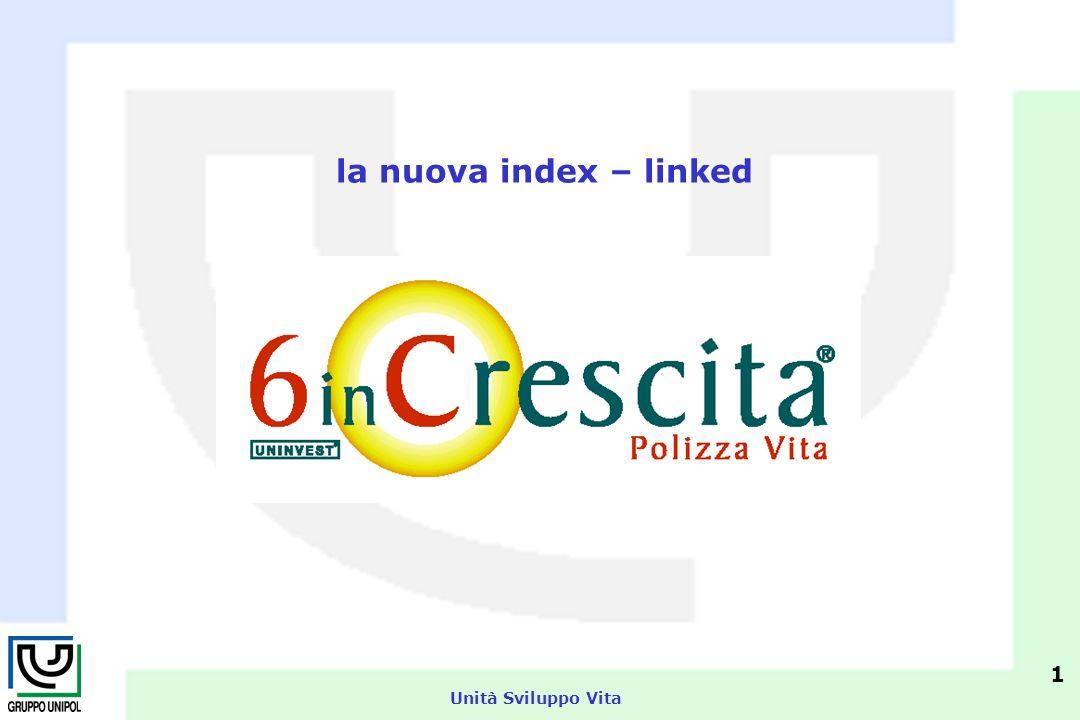 Unità Sviluppo Vita perché questa nuova index.2 in questo momento occorre integrare il ns.