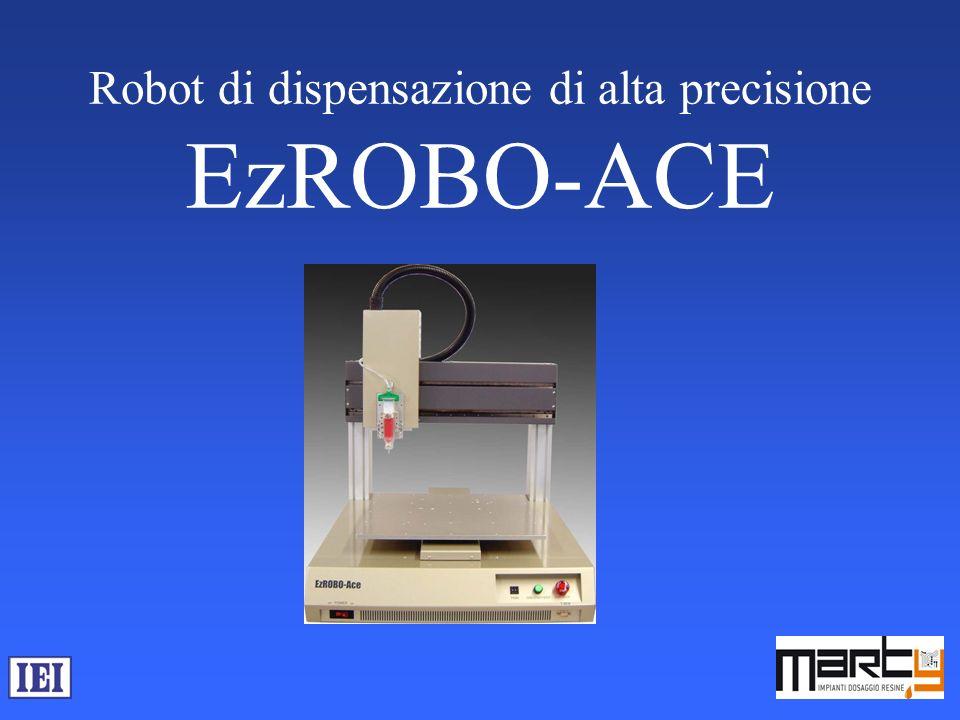 Robot di dispensazione di alta precisione EzROBO-ACE