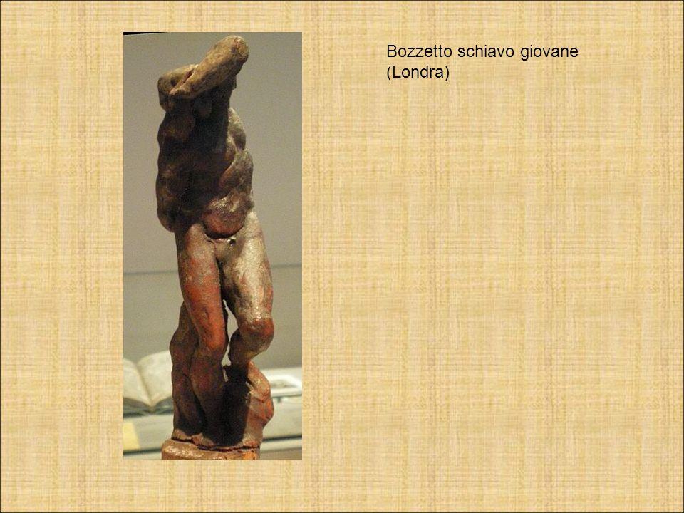 Bozzetto schiavo giovane (Londra)