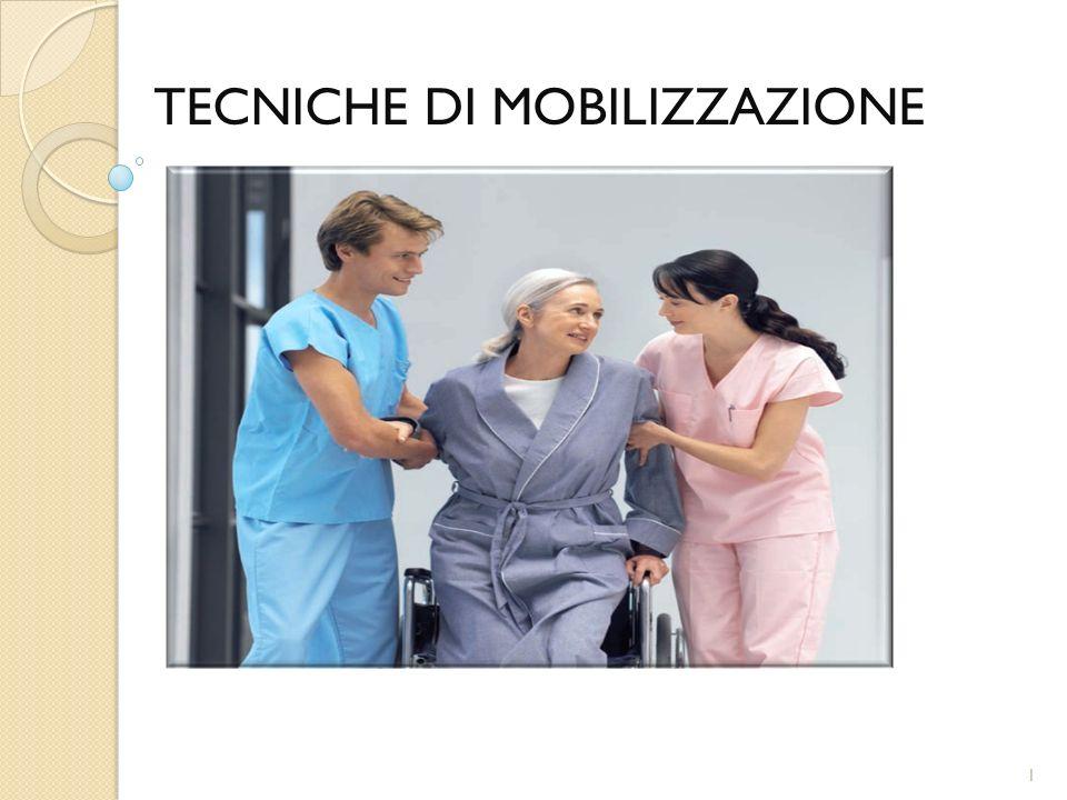 TECNICHE DI MOBILIZZAZIONE 1
