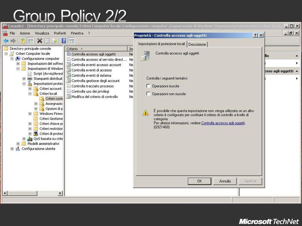 Quando un utente accede a un computer viene registrato, il tentativo di accesso nel Registro Eventi di Windows.