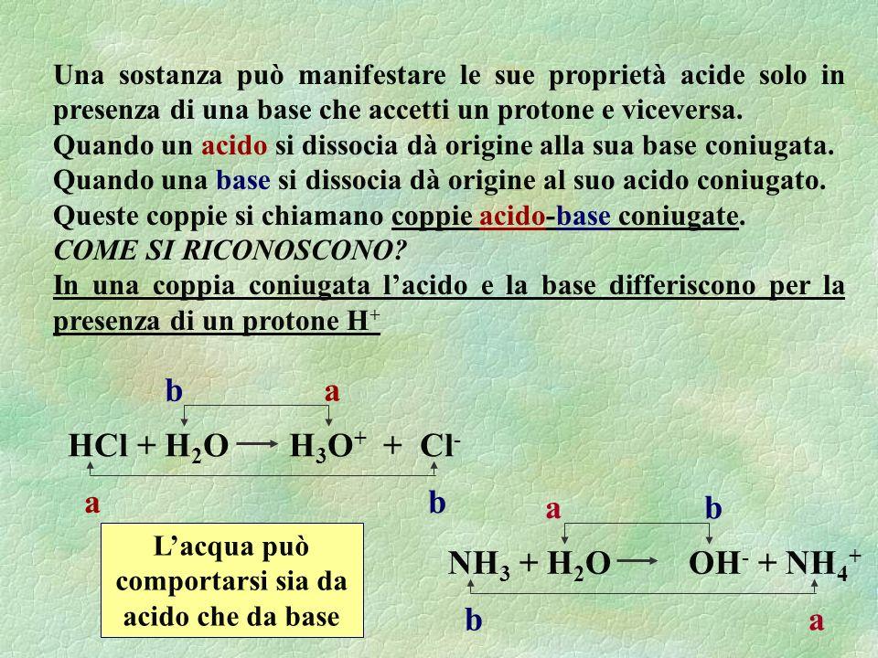 EQUILIBRIO DI DISSOCIAZIONE DI ACIDI POLIPROTICI Gli acidi poliprotici sono molecole che contengono più di un atomo di idrogeno ionizzabile.