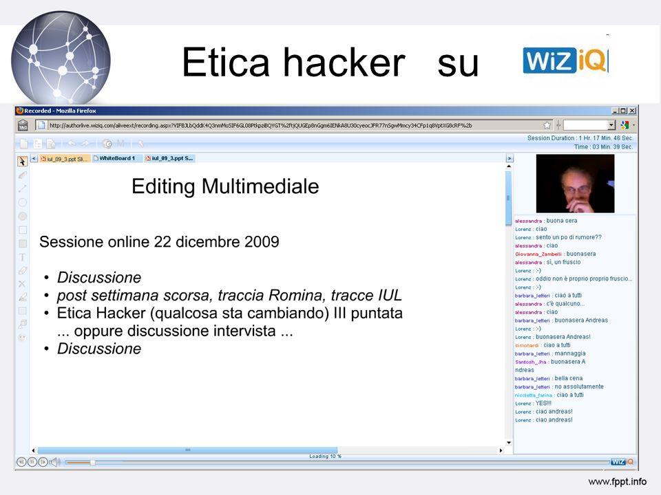 Etica hacker su