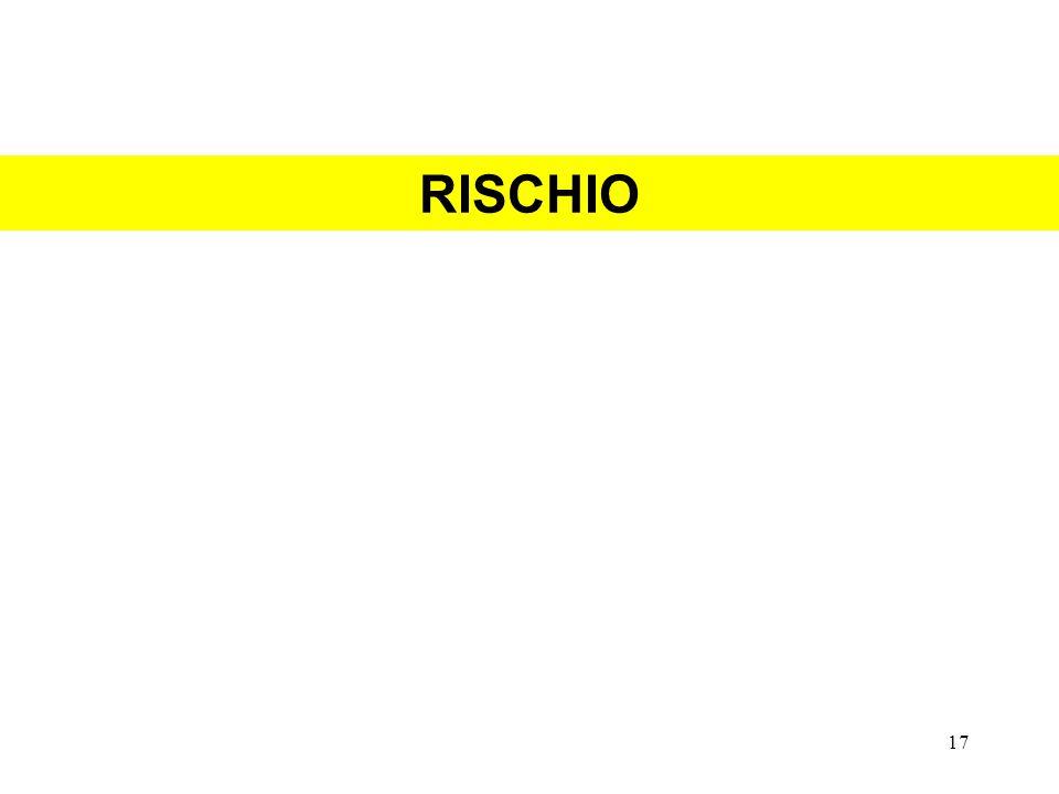 RISCHIO 17