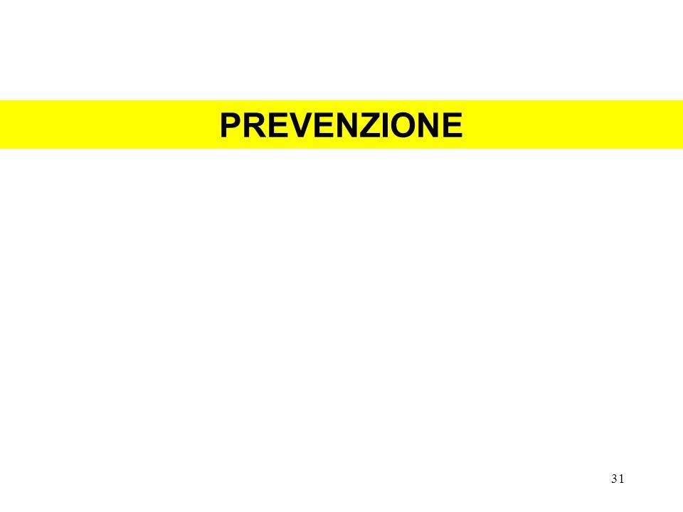 PREVENZIONE 31