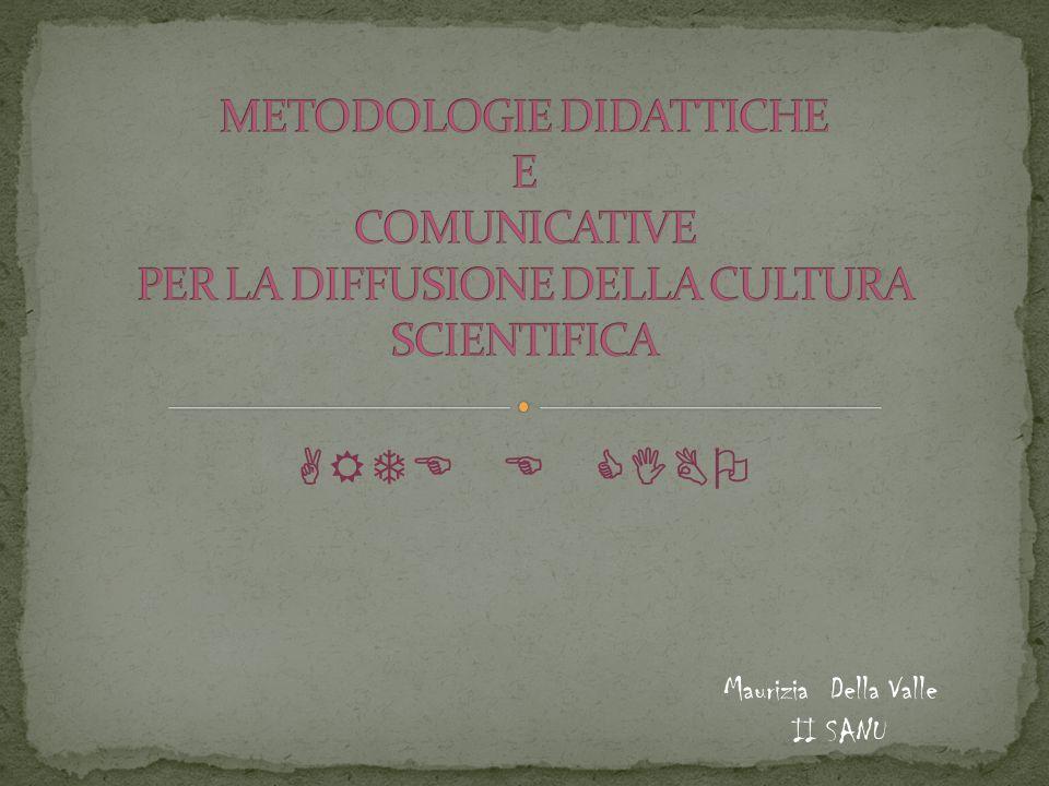 ARTE E CIBO Maurizia Della Valle II SANU