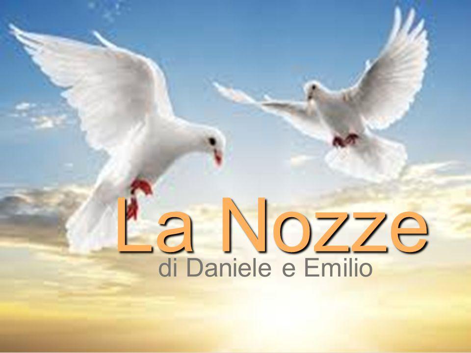 1 La Nozze di Daniele e Emilio